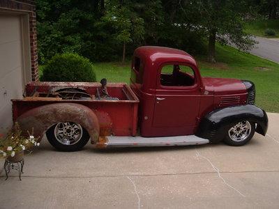 '47 Dodge Hot Rod PU