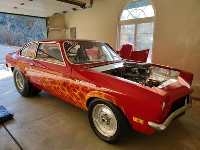 1972 Custom Vega