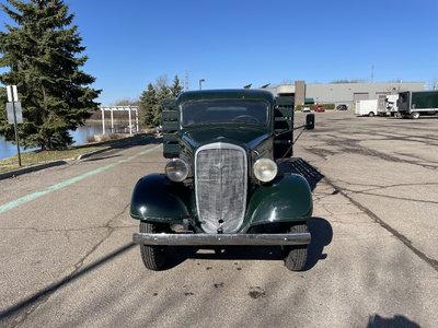 1936 Chevrolet Standard Truck