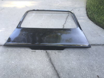 71-77 Vega fiberglass rear hatch