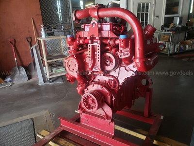 Detroit 6V92 Diesel Jasper Rebuilt Engine Zero Hours / Old N