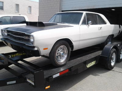 1969 Dodge Dart Nostalgia Super Stock Car