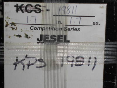 Jesel KPS-19811/KCS-19811