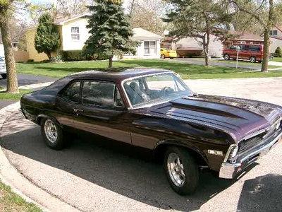 1970 Nova SS