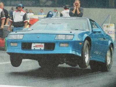 85 IROC Camaro (Strip/Street)