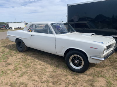 1963 Pontiac lemans super duty clone