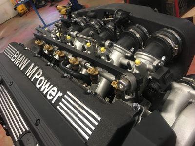 BMW E34 M5 S38B36 Engine