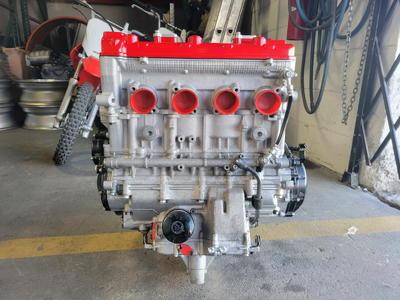 GDRE Rebuilt Gen 2 Hayabusa Motor