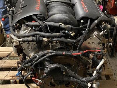 Corvette Motor