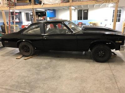 1975 Chevy Nova