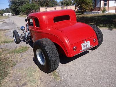 1932 Ford Coupe Street Rod Custom