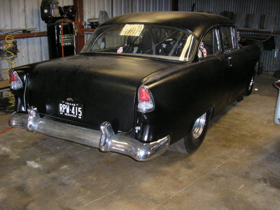 1955 Chevy 2DR