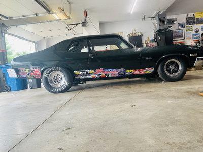 1974 Nova H I J car