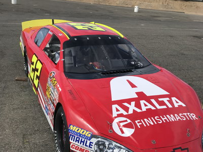 Challenge Cup Race Car