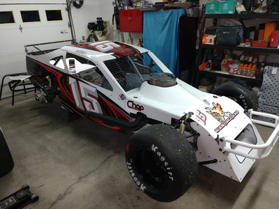 96 Troyer Wall sportsman
