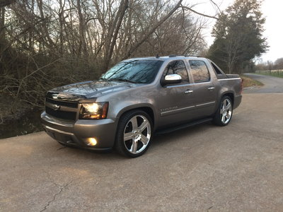 2007 Chevy Avalanche LTZ 4WD - Last Markdown!