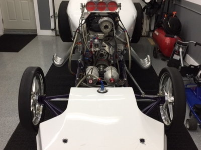 Blown Alky Roadster