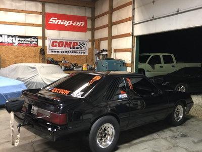 Mustang Extreme Street Car 10.5