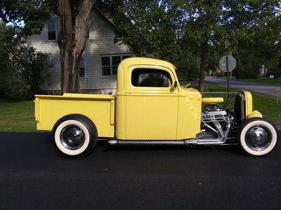 1946 Ford Hot Rod pickup