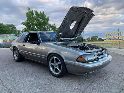 Fully Built 1987 Mustang LX