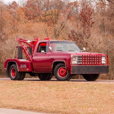 1980 GMC 3500