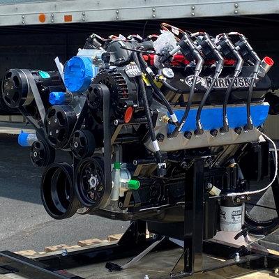 700 HP, NA LS Street Engine