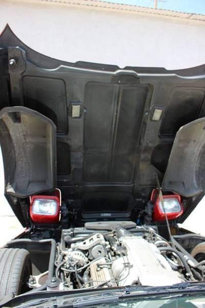 1986 Chevrolet Corvette Base 2dr Hatchback  for Sale $10,900
