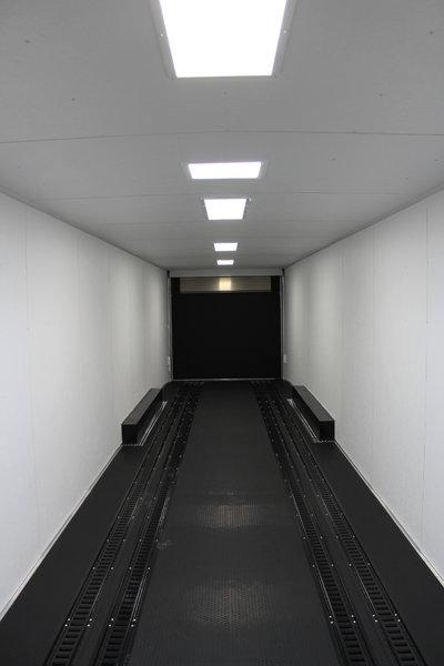 2021 48' Millennium GN 3/7K , Wide Ramp Door