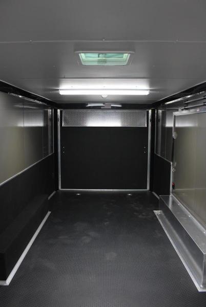 *READY NOV* 2021 24' Black Extreme Easy Exit Trailer!