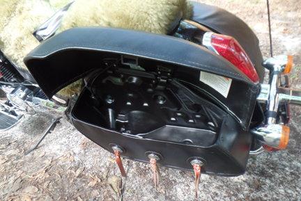 2012 Honda VTX 1300 Interstate (VT1300CT)  for Sale $6,000