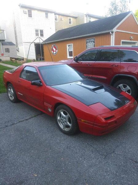 1988 Mazda Rx 7 Drag Drift Car For Sale In Pottstown Pa Price 11 000