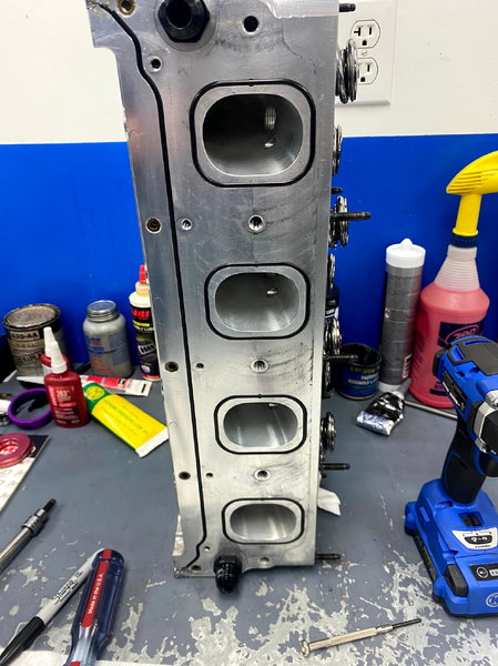 MBE SBC BILLET 4.400 RACING HEADS  for Sale $10,000