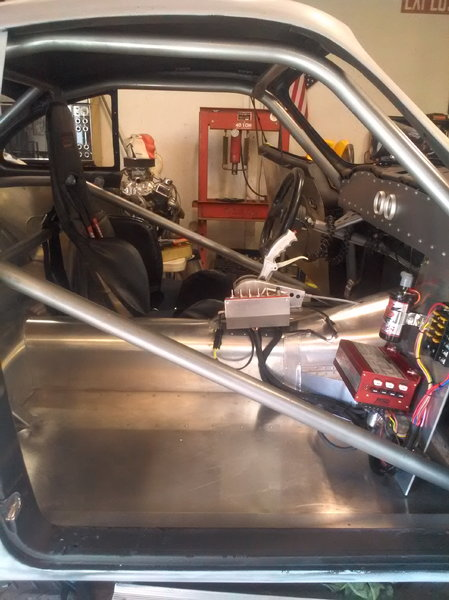 Karmann Ghia tube chassis...PACKAGE DEAL AVAILABLE