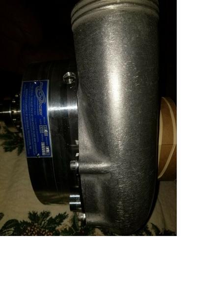 F-1X Supercharger   for Sale $4,000