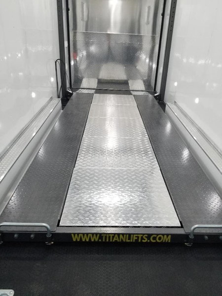 NEW 2019 8.5' x 30' OUTLAW STACKER RACE TRAILER  for Sale $42,995