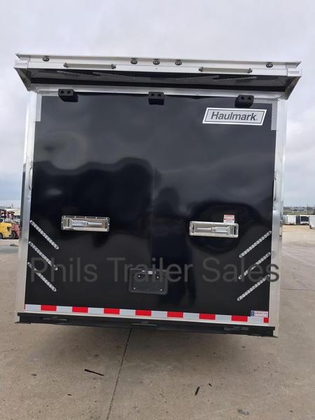 32' HAULMARK EDGE PRO RACE TRAILER IN STOCK!!!!  for Sale $38,500
