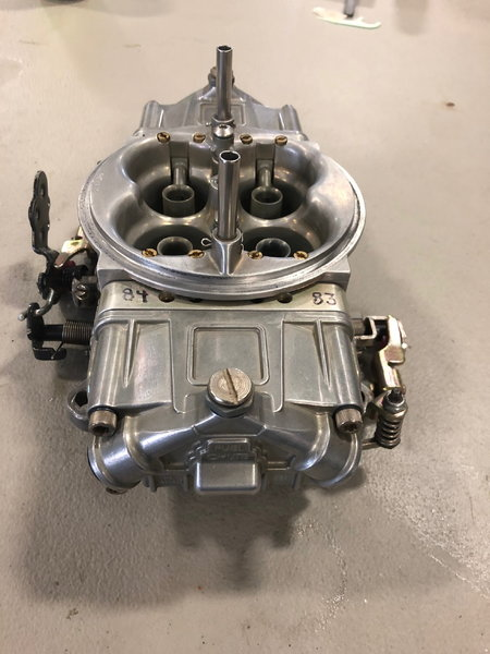2018 PRO POWER RY45 434 FORD 0 LAPS SINCE FRESH INCLUDES BRA