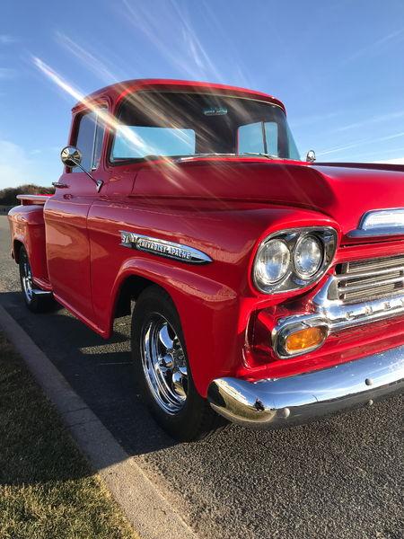 1959 Chevrolet Apache  for Sale $31,500