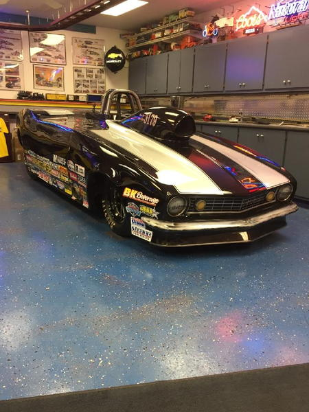 1967 Camaro Roadster Atkins Chassis Turn Key  for Sale $80,000