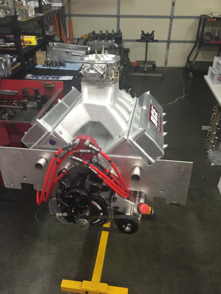482 4.9 bore space DRCE  for Sale $34,000