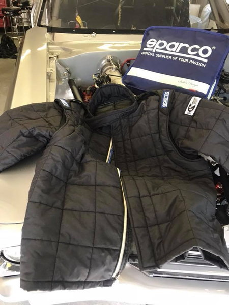Sparco sfi 15 pants and jacket   for Sale $950