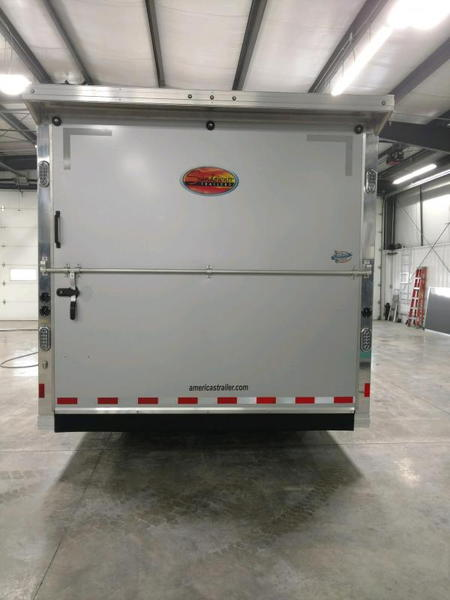 2020 Sundowner Trailers 8.5X38 Toy Hauler #0740