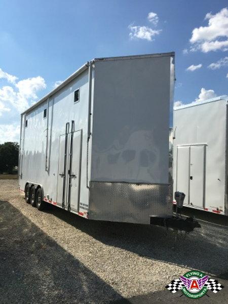 2014 Cargo Mate 26' Eliminator Lift Gate Trailer