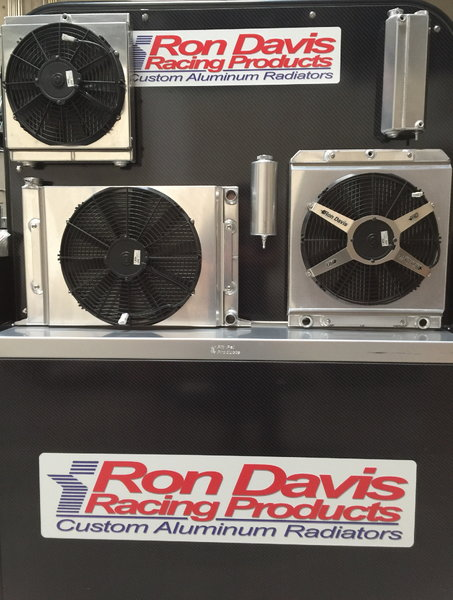 Ron Davis Radiators In Stock  for Sale $549