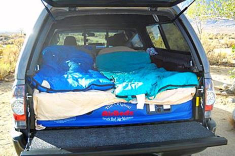 The Original Truck Bed Air Mattress - PPI-103  for Sale $249