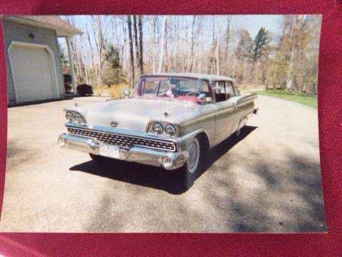 1959 FORD GALAXIE 500  for Sale $17,999