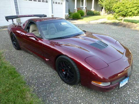 2003 Hi-Perf. 50th Anniversary Coupe - Reduced Again!