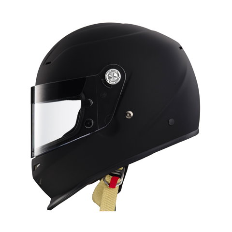 SALE White & Flat Black Snell 2015 Auto Racing Helmets -  for Sale $199