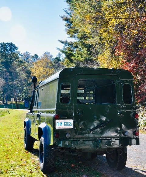 1986 LAND ROVER DEFENDER  for Sale $15,549