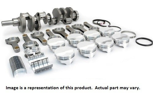 BB FORD 632/638 SCAT COMPETITION ROTATING ASSEMBLY 16.7:1
